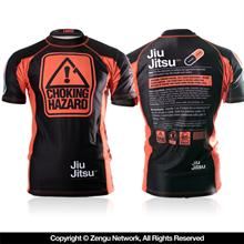 93 Brand Choking Hazard Rashguard